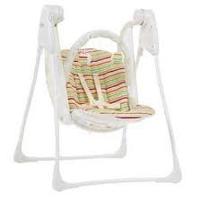 e1aac7418 Newell Iberia Graco - Columpio Baby Delight Candy Stripe: Amazon.es:  Juguetes y juegos