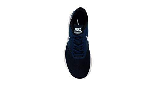Photo Navy White White Flex Erwachsene Blue Zapatillas Schwarz Volt Nike Unisex De Midnight black Black Contact Fitnessschuhe Running xqzxZanP