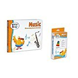 Ball Music Book - Brainy Baby Music Book and Flashcards Set