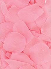Rose Petal Heart - PINK Heart Shaped Rose Petals Premium Silk Fabric Non Toxic Odorless No Fade Top Quality Flower Petal For Wedding Bridal Showers, Special Events, Romantic Date, Parties & Decorations Bundle Set 600PCs