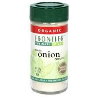 FRONTIER HERB ONION PWDR WHITE ORG, 16 OZ by FRONTIER HERB