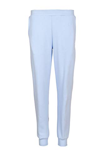Champion Girls Heritage Brushed Fleece Jogger Sweatpant (4, Powder Blue)