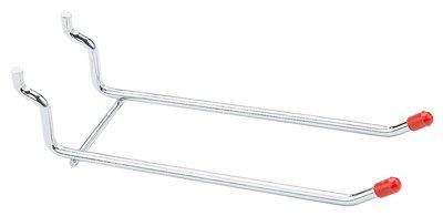 Dbl Peg Hook (National Mfg/Spectrum Brands Hhi N180-039 ZN Double Peg Hook - Quantity 6)