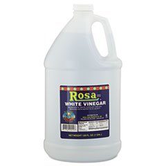 White Vinegar, 5%, 128oz, 4/Carton