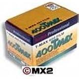 Kodak TMAX Pellicule Photo Négatif Noir&Blanc 135 (36 mm) ISO 400 36poses