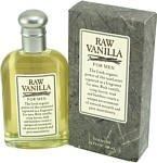 RAW VANILLA by Coty - EDC SPRAY 1.7 oz for Men Coty 1.7 Ounce Spray