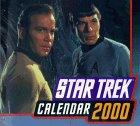 Star Trek 2000 Calendar (Star Trek)