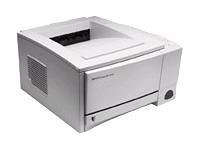 HP Laserjet 2100 Laser Printer W/Test Prints