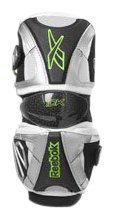 Reebok 10K Elbow Guards (Black/Silver/Lime, X-Large) (Closeout Elbow Pads)