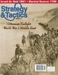 Dg: Strategy & Tactics Magazine #241, With Twilight Of The Ottomans Board Game 1