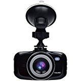 "TOGUARD Dash Camera Car DVR Dashboard Cam Vehicle Video Recorder - 2.7"" LCD, Full HD 1080P H.264, G-Sensor, LDWS, FCWS, Parking Monitor, Motion Detection … -  CE906/US"