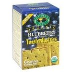 Nature's Path Un-Frosted Blueberry Toaster Pastry (6x11 oz.)