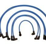 OMC Ignition Quick Strike Spark Plug Wire Set 4.3L 1985-1990 6 Cyl 503750 9-28015 Distr 117 127 105 84-816761Q7 Screw Down Cap CDI Part# 631-0017 OEM# 18-8801-1 BEL700710