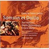 Samson et Dalila [Import USA]