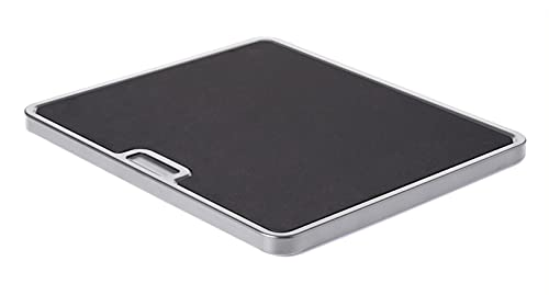 Nifty Large Appliance Rolling Tray - Silver, Home