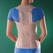 OPPO Medical 2166 Elastic Spinal/Clavicle Brace, L