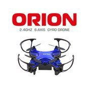 WonderTech Orion Drone With HD Camera 6-Axis Gyro Remote Control Quadcopter Flying Drone | Blue