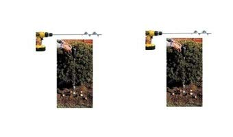 Jisco JB24 Bulb Planter, 2-3/4-Inch by 24-Inch Length (2)