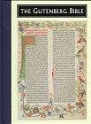 The Gutenberg Bible (Illuminated Gift)