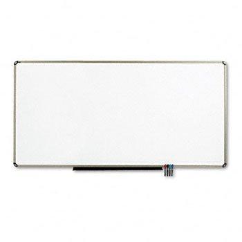 Quartet® EuroTM Frame Total Erase Premium Magnetic Porcelain Marker Board BOARD,EUROREMRK,8X4,TM (Pack of 2) (Marker Premium Board Porcelain)