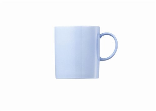 (Thomas Sunny Day Mug with Handle, Coffee Cup, Porcelain, Pastel Blue, Dishwasher Safe, 300 ml, 15505)