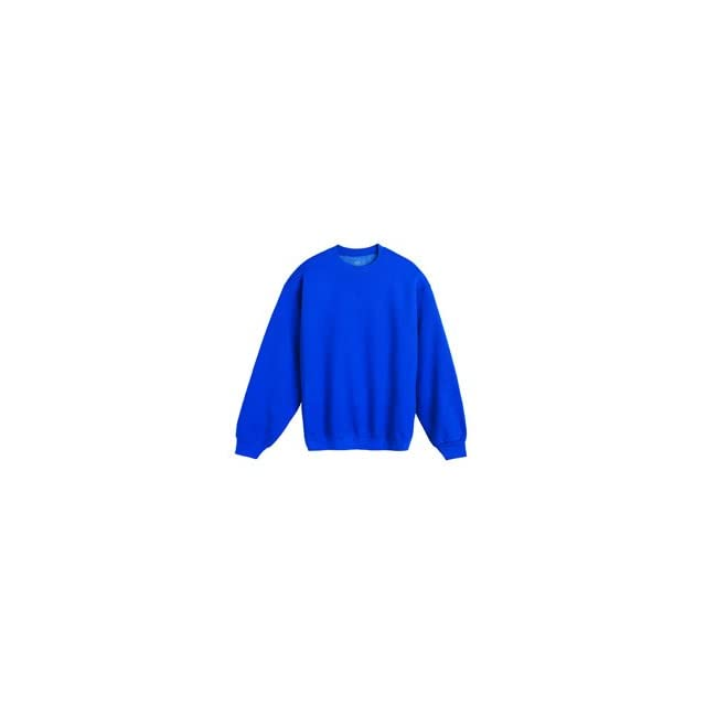Fruit of the Loom SUPERCOTTON Blended Cotton Poly Crewneck Sweat Shirt Sweatshirt