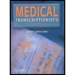 Medical Transcriptionist's Desk Reference (03) by Collins-Gates, Carolyn [Spiral-bound (2003)]