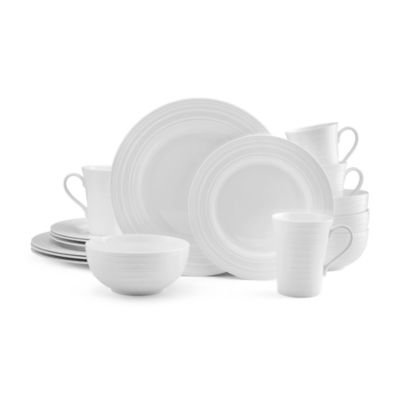 Amazoncom 48 Pc Service For 12 Ciara Bone China Dinnerware By