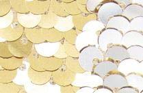 Agenda 70 Gr Notebook Glamour Taccuino Quaderno Appunti Con Fogli A Righe Misure 15 X 21Cm Memobook Paillettes giallo 80 Fogli