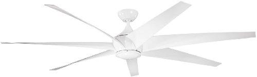 Kichler 310115WH 80 Inch Lehr Fan