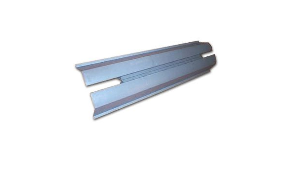 Pair Classic 2 Current Fabrication 1971-76 Chevy Caprice and Impala 2DR Outer Rocker Panels