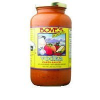 Boves of Vermont Sauce Pasta Vodka(Pack of 2)
