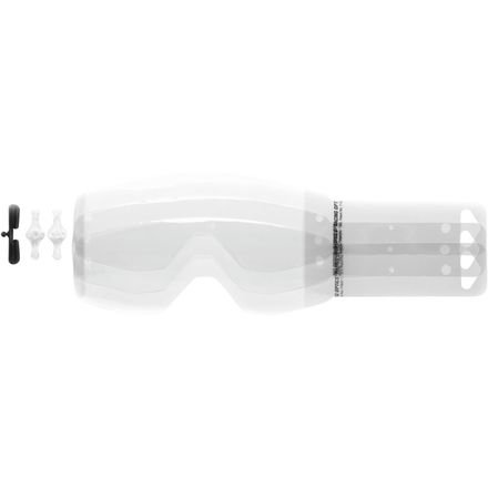 Scott Sports Prospect Unisex-Adult Tear-Off (Clear, Universal)