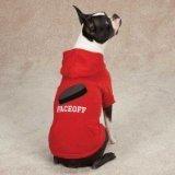 Casual Canine ZM4100 16 16 Sports Hound Hoodie for Dogs, Medium, Hockey (Hockey Costume Dog)