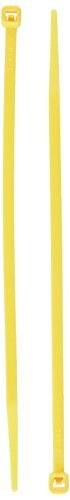 C2G/Cables to Go 43209 Nylon Cable Ties (Yellow) [並行輸入品]   B075PH2N4F