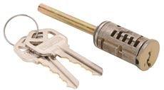 Kwikset Bolts (Kwikset 83373 - SILVER Smartkey Deadbolt Cylinder in Silver)