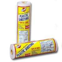 Price comparison product image Warps 6CH10-C 10' X 25' 6 ML Clear Plastic Sheeting