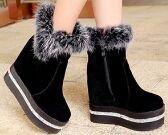 Laruise Boots Laruise Women's Women's Snow Black rqrZIwU