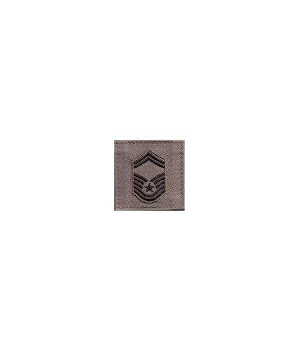 (US Air Force ABU Rank with Hook Fastener (E8 Senior Master Sergeant))