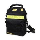 DAC-100 - Description : Lifeline AED Black Soft AED Carry Case - Accessories - Each by Defibtech