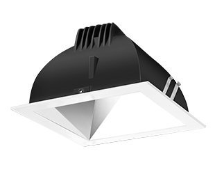35ct Ring (RAB Lighting NDLED4S-80YN-S-W LED Trim Mod- 4 Square 35K 80-Degree White Ring with Spec Cone by RAB)