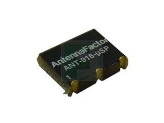 LINX TECHNOLOGIES ANT-916-USP 916 MHz 1//4 Wave 0.3 dBi SMT MicroSplatch Planar Antenna s 100 item