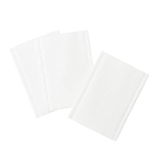 MUJI JAPAN Peelable Cotton(4 Layers Facial Cotton Pad) 85mm x 60mm, 162 sheets - Wasabi 4