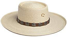 Charlie 1 Horse High Desert Palm Leaf Hat