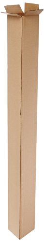 Aviditi 4448 Tall Corrugated Box, 4