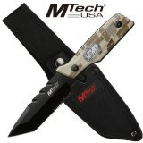 Cheap MTECH USA MT-511CSF Fixed Blade Knife 9.25-Inch Overall