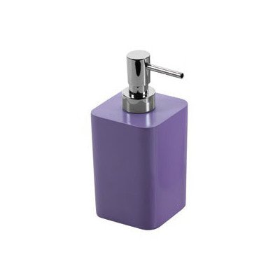 Gedy Gedy 7981-67 Arianna Soap Dispenser, 1.2'' L x 2.95'' W by Gedy