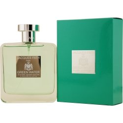 GREEN WATER by Jacques Fath Cologne for Men (EDT SPRAY 3.3 OZ)