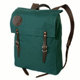Duluth Pack Laptop Scoutmaster Pack, Spruce, 14 x 17 x 5-Inch