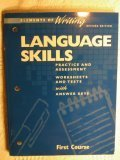 Elements of Writing, Holt, Rinehart and Winston Staff, 0030511437
